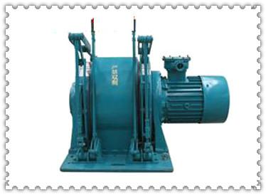 25调度绞车主要用于煤矿井下调度矿车或辅助牵引之用
