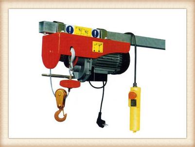 微型电动葫芦--起重葫芦系列-产品中心-山东微山龙工