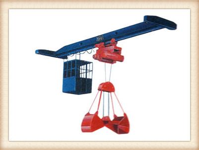 3t抓斗吊接触器控制二次接线图