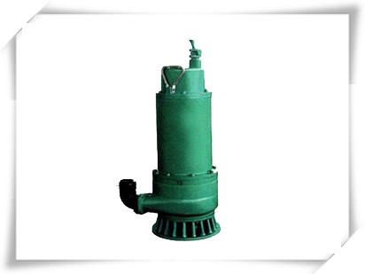 bqs25-15/3kw矿用防爆潜水泵上部为隔爆型潜水排沙